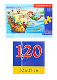 Кастор пазлы 120 midi «Питер Пэн», В-13432, купить
