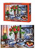 """Castorland пазлы 1500 """" Натюрморт с тюльпанами"""", С-151820, купить"""