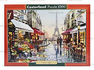 Пазл Castorland на 1500 деталей «Париж», С-151288, фото