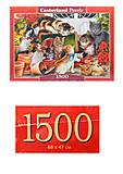Кастор пазлы 1500 «Котята», С-151639