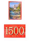 Пазлы Castorland 1500 «Рамзау. Германия», С-151615, купить