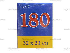 Пазл Castorland на 180 деталей «Кран», В-018147, игрушки