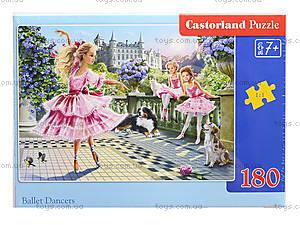 Пазл Castorland на 180 деталей «Балерины», В-018222, фото