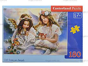Пазл Castorland на 180 деталей «Два Ангела», В-018215, фото