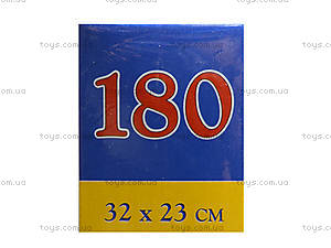Пазл Castorland на 180 деталей «Грузовик», В-018130, отзывы