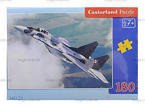 Пазл Castorland на 180 деталей «MIG 29», В-018048, фото