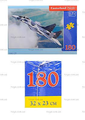 Пазл Castorland на 180 деталей «MIG 29», В-018048