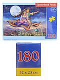 Пазлы Castorland 180 «Волшебный ковер», В-018369, отзывы