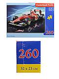 Пазл на 260 деталей «Болид Формула1», B-27255