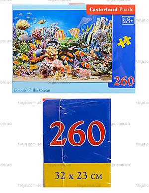 Пазл на 260 деталей «Подводный мир», B-27279