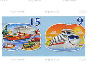 Кастор пазлы «Морские приключения», В-020102, купить