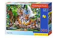 """Castorland пазлы 300 """"Тигры"""", B-030385"""