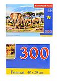 Пазл Castorland на 300 деталей «Утро в Килиманджаро», 019, купить