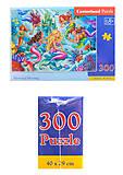 Кастор пазлы «Встреча русалок», В-030309, купить