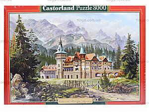 Пазл на 3000 деталей «Картина - Замок в горах», C-300099, фото