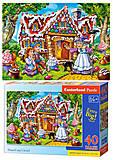 Детские пазлы «Пряничный домик», В-040285, купить