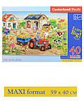 Пазлы макси «Ферма», В-040193, фото