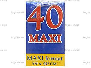Пазл Castorland Maxi на 40 деталей «Карта мира», В-040117, цена