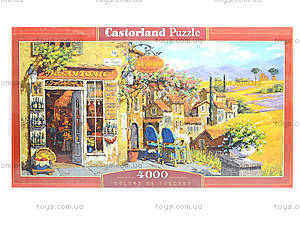 Пазл Castorland на 4000 деталей «Цвета Тосканы», С-400171, фото