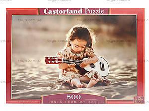 Пазл Castorland на 500 деталей «Мелодия моей души», В-52288, фото