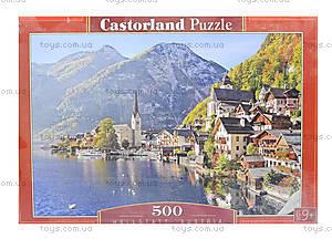 Пазл Castorland «Гальштат. Австрия», В-52189, отзывы