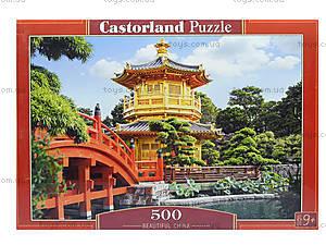 Пазл Castorland на 500 деталей «Прекрасный Китай», 2172, фото