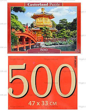 Пазл Castorland на 500 деталей «Прекрасный Китай», 2172