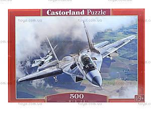 Пазл Castorland на 500 деталей «MIG 29», 2110, фото