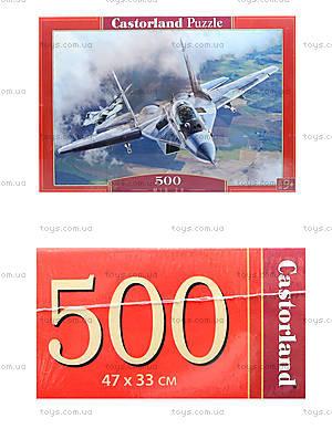 Пазл Castorland на 500 деталей «MIG 29», 2110