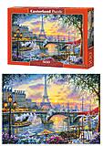 Пазлы на 500 деталей «Париж», B-53018