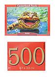 Кастор-пазлы 500 «Зелёный и весёлый», B-52813