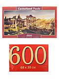 Пазлы Castorland 600 «Развалины», B-060269, купить