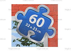 Лицензия Пазл Castorland на 60 деталей «Чаггингтон», В-РU06129, отзывы