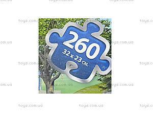 Пазл Castorland на 260 деталей «Уилсон и Коко», В-РU26299, фото