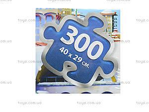Пазл Castorland на 300 деталей «Веселые паровозы», В-РU30012, отзывы