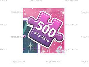 Пазл Castorland на 500 деталей «WINX. Создай свой стиль», В-РU50140, фото