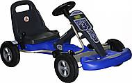 Каталка-автомобиль с педалями «Карт», 49551, фото