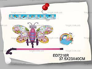 Каталка «Бабочка», ED7216R