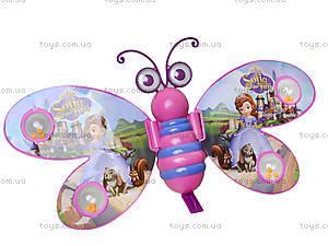Каталка-бабочка с палочкой, 91856-3LL168LL169, цена