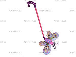 Каталка-бабочка с палочкой, 91856-3LL168LL169, купить