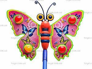 Каталка «Бабочка», на палочке, 305, отзывы