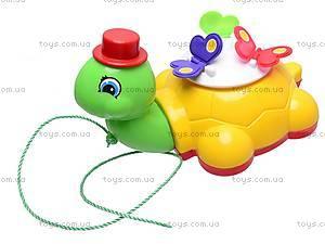 Каталка «Черепаха», 06-601, игрушки