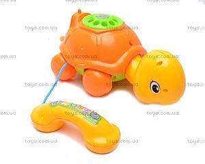 Каталка черепаха с телефоном, 508, купить