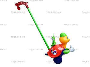 Каталка «Черепашка с зайцем», 1177, toys.com.ua
