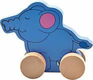 Каталка деревянная «Слон», Д300, отзывы