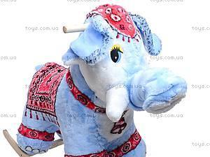 Каталка деревянная «Слон Раджа», 40013-3, купить