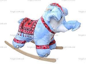 Каталка деревянная «Слон Раджа», 40013-3, отзывы