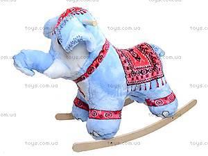 Каталка деревянная «Слон Раджа», 40013-3, цена