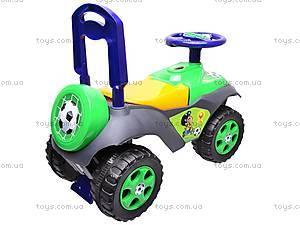 Каталка детская  «Автошка», 013117R,U02, детские игрушки