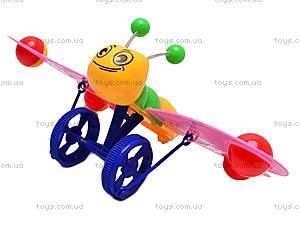 Каталка детская «Бабочка», W885-3, игрушки